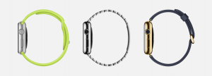 Apple Watch edities