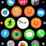 Apple Watch overzichtscherm